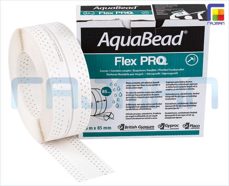Rigips AquaBead® Flex PRO Kantenschutz 25m 85mm Trockenbau ...